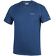 Columbia Mountain Tech III t-shirt Heren blauw